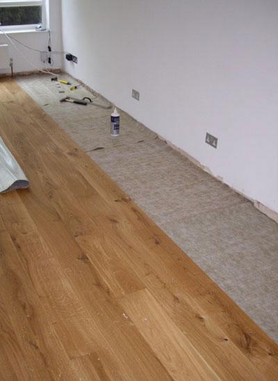 Surrey Wood Flooring